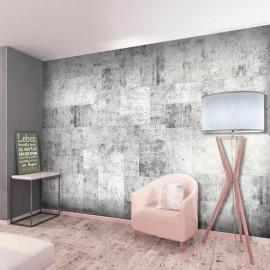 Fotomural autoadhesivo - Concrete: Grey City