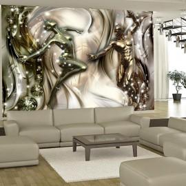 Papel de parede autocolante - Energy of Passion