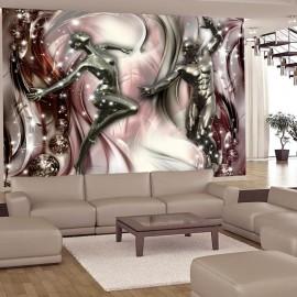 Papel de parede autocolante - Dance of Passion