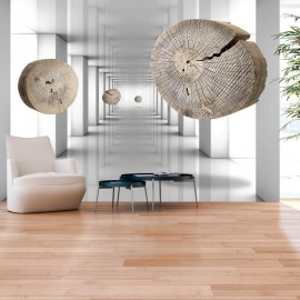 Fotomural - Inventive Corridor