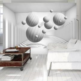 Fotomural - Balls in White