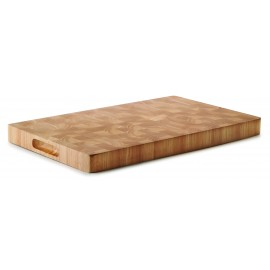 Tabla de corte RUBBER WOOD de Lacor