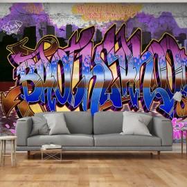 Fotomural - Colorful Mural