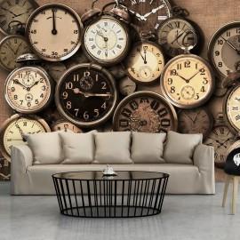 Fotomural - Old Clocks