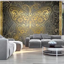 Fotomural - Mariposa de oro