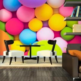 Fotomural - Colourful Balls