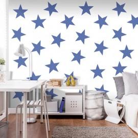 Fotomural - Blue Star