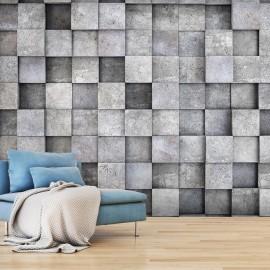 Fotomural - Concrete Cube