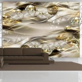 Fotomural - Golden Nebula
