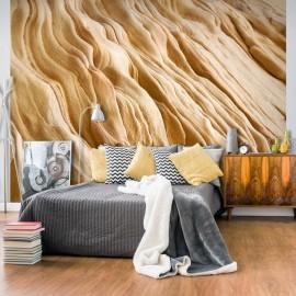 Fotomural - Wavy sandstone forms