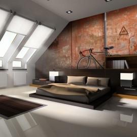 Fotomural - Bicicleta