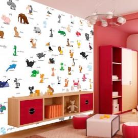 Fotomural - animais (para crianças)