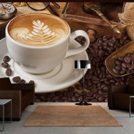 Fotomural - ¿Tal vez el café?
