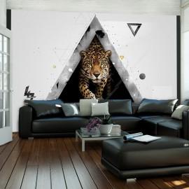 Fotomural - Abstração selvagem