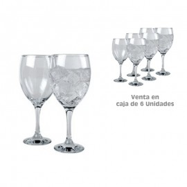 Copas cristal gin tonic Imperial (caja 6UD)