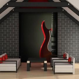 Fotomural - Guitarra eléctrica