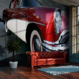 Fotomural - Carro de luxo americano,