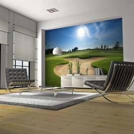 Fotomural - Campo de golfe