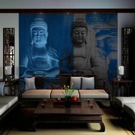 Fotomural - Tres encarnaciones de Buda