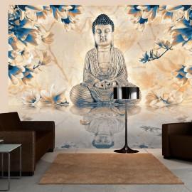 Fotomural - Buddha of prosperity