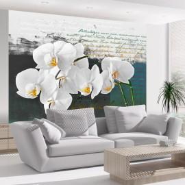 Fotomural - Orchidea - inspiración del poeta