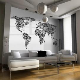 Fotomural - Mapa de pensamentos