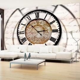 Fotomural - Clock movement