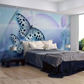 Fotomural - El planeta de las mariposas