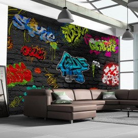 Fotomural - Graffiti wall
