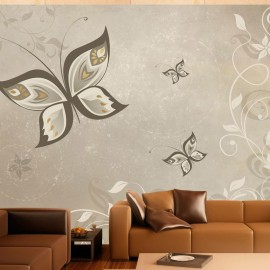 Fotomural - Alas de la mariposa