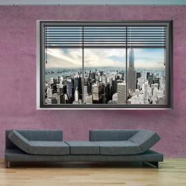 Fotomural - Ventana de Nueva York II