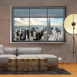 Fotomural - New York window