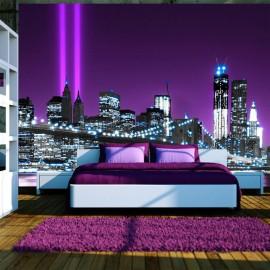 Fotomural - Manhattan luminoso