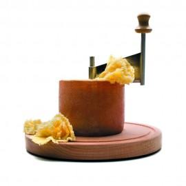 Cortador en virutas queso/chocolate con tapa