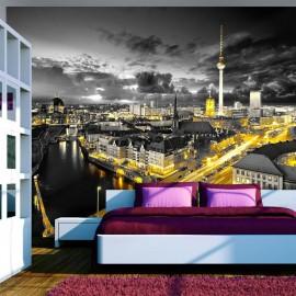 Fotomural - Berlín por la noche