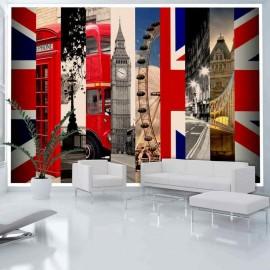 Fotomural - London