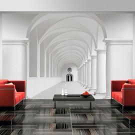 Fotomural - Corridor of uncertainty