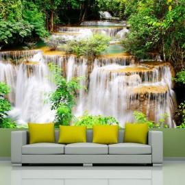 Fotomural - Thai waterfall