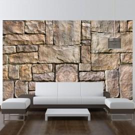 Fotomural - Rompecabezas de piedra