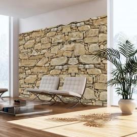 Fotomural - Pared de piedra
