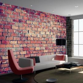 Fotomural - Brick - puzzle