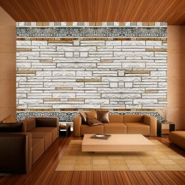 Fotomural - Stone mosaic