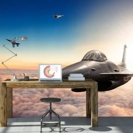 Fotomural - Aviones de combate F-16