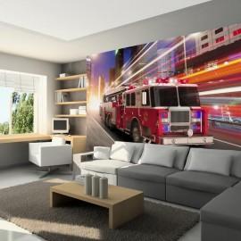 Fotomural - Fire truck