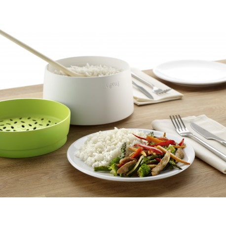 Arrocera Rice & Grain Cooker de Lekue