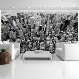 Fotomural - EUA, Nova Iorque: preto e branco