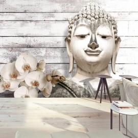 Fotomural - Smiling Buddha