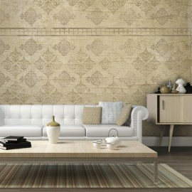 Fotomural - Faded barroco wallpaper