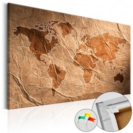 Tablero de corcho - Paper Map [Cork Map]