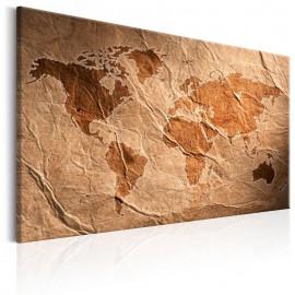 Cuadro - Paper Map